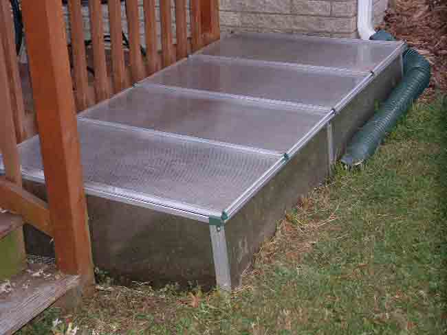 Building and Using Cold Frames in the Backyard Garden — Veggie