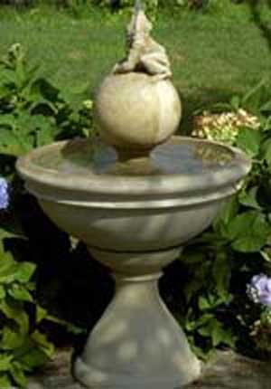 Garden Fountains — Veggie Gardening Tips