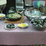 bladderwrack stirfry and se 150x150 Using Seaweeds In the Home and Garden