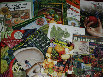 heirloom seed catalogs2 Singing Praises for Heirloom Seed Suppliers
