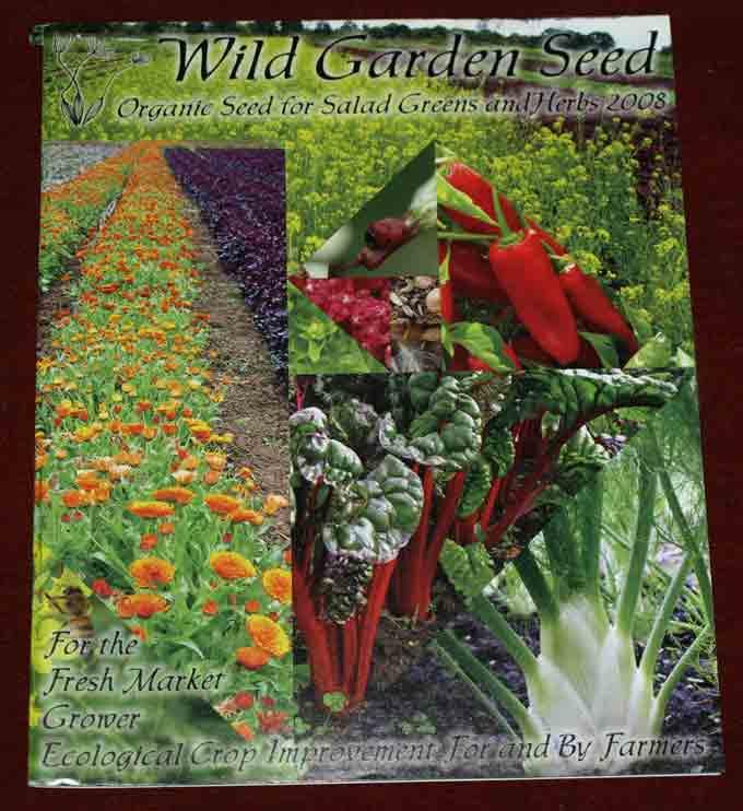 garden seed catalogs. Wild-garden-seed-catalog Garden Seed Catalogs S