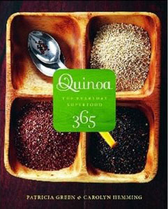 Quinoa 365 Cookbook Cover
