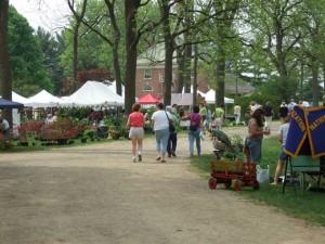 Herb Garden Faire 300x225 Landis Valley Farm Museum Herb & Garden Faire