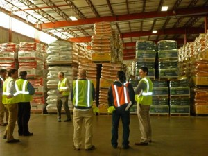 Pennington Grass Seed Warehouse