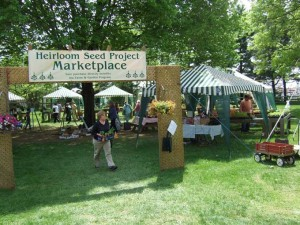 Heirloom Seed Project 300x225 25th Annual Herb and Garden Faire