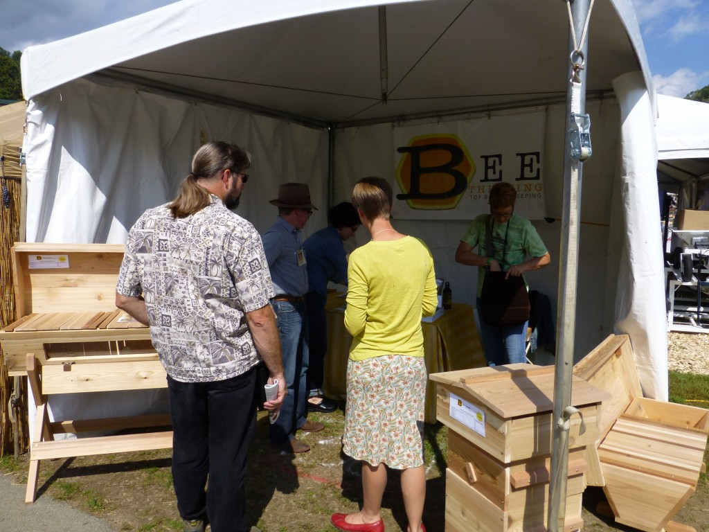 Bee Thinking Top Bar Hive Supply