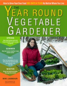 Year Round Vegetable Gardener Book