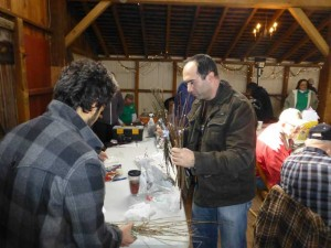 Bass of Trees of Joy 300x225 The Backyard Fruit Growers Host another Grafting Workshop