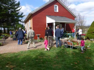Rodale Plant Sale 300x225 Its the Season for Plant Sales and Herb Festivals