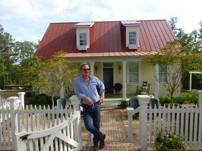 P Allen Smith Moss Mountain Farm and the House that P Allen Smith Built