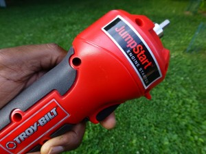 Jump Starter 300x225 Troy Bilt String Trimmer Review and Free Give away