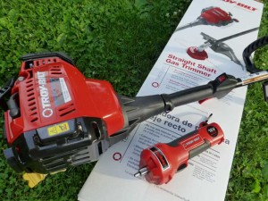 Trimmer Giveaway 300x225 Troy Bilt Gas Trimmer Contest Winner