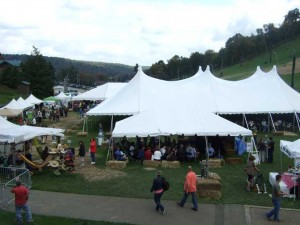 Mother Earth News Fair 300x225 Fall Gardening Festivals, Conferences, and Expos