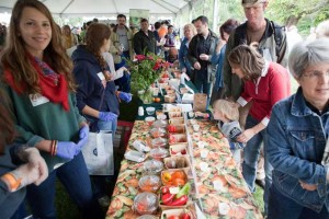 Tasting Tent 300x200 Fall Gardening Festivals, Conferences, and Expos
