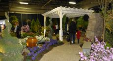 Garden Show Display
