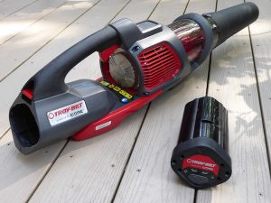 Handheld Blower and Battery